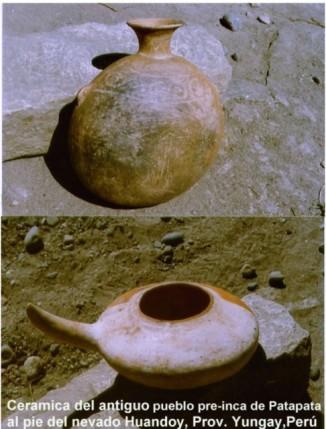 Ceramica, Loma y patapata