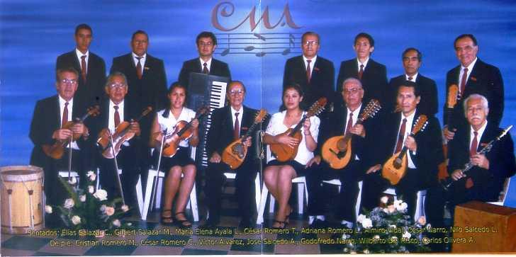 Conjunto Musical Ancash (1)