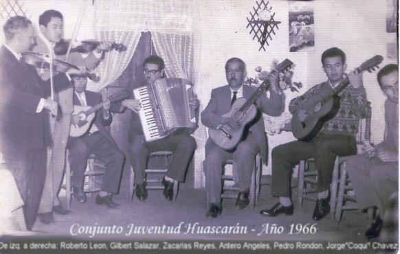 JConjunto juventud Huascaran 1966 (1)