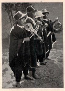 Fiesta Yungay 1932