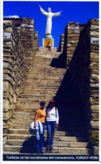 cementerio escalinatas