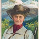 ANNIE PECK, 1906
