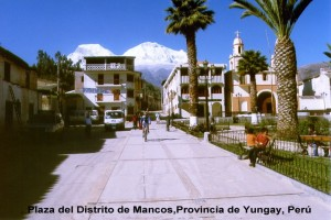 Mancos, Panorama
