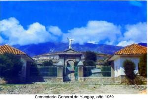 Cementerio antes del 70